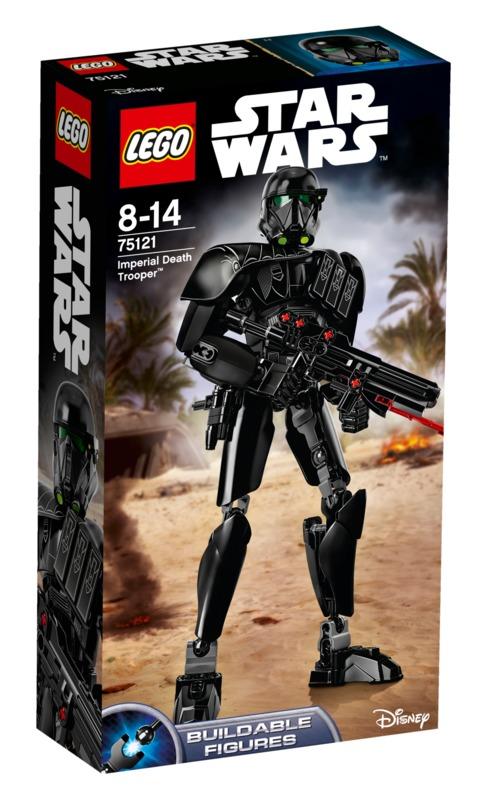 LEGO Star Wars: Imperial Death Trooper (75121)