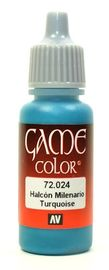 Vallejo Game Colour Falcon Turquoise 17ml