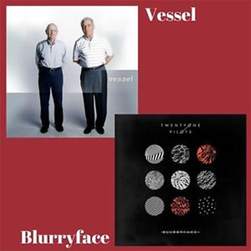 Vessel / Blurryface by Twenty One Pilots image