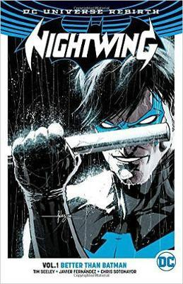 Nightwing Vol. 1 (Rebirth) by Jimmy Palmiotti image