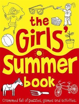 The Girls' Summer Book by Ellen Bailey image