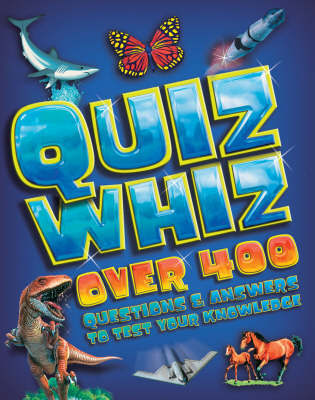 Quiz Whiz by Tom Jackson image