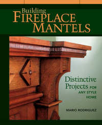 Building Fireplace Mantels by Mario Rodriguez image