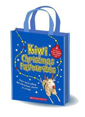 Kiwi Christmas Favourites by Yvonne Morrison