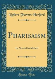 Pharisaism by Robert Travers Herford image