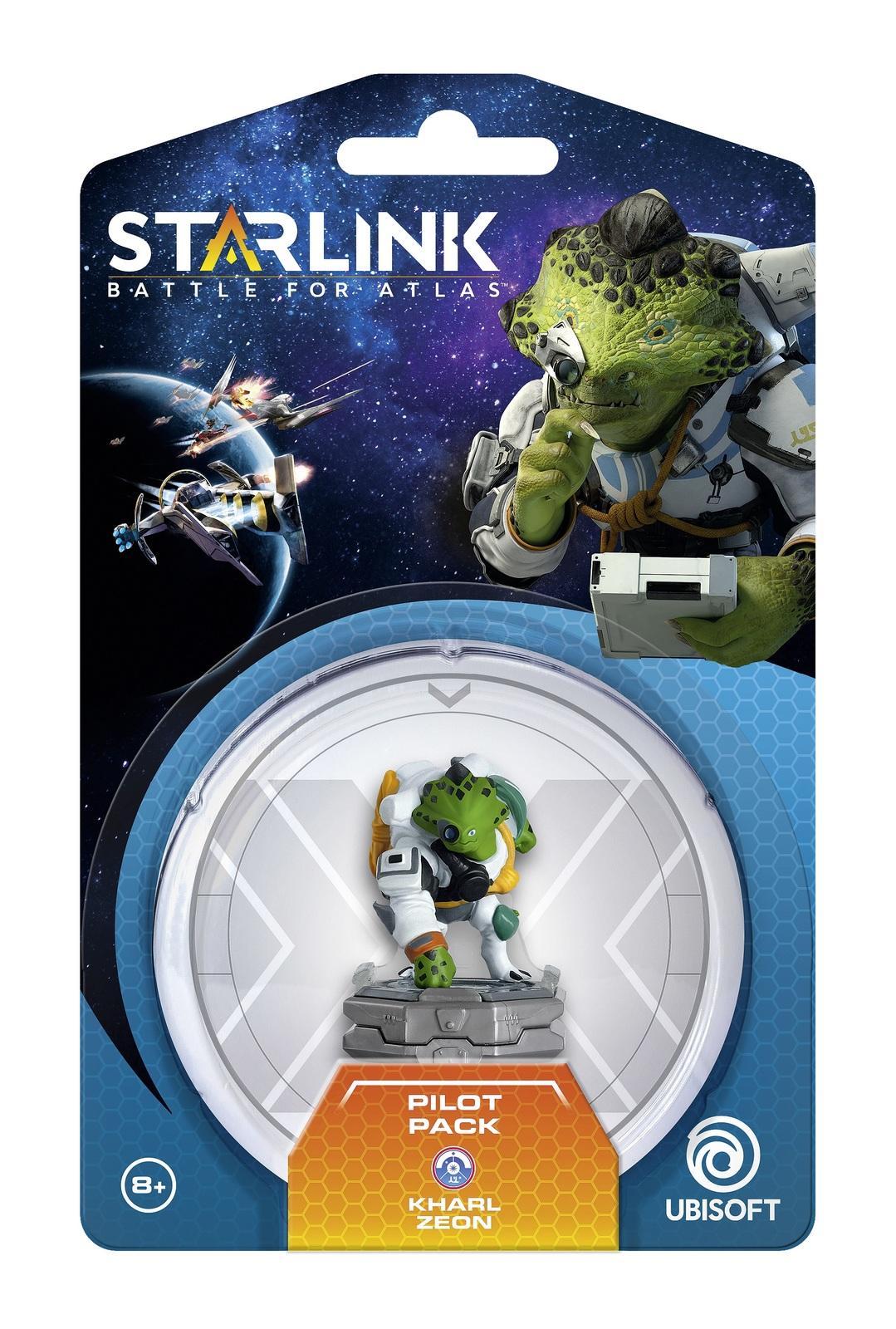 Starlink Pilot Pack - Kharl for  image