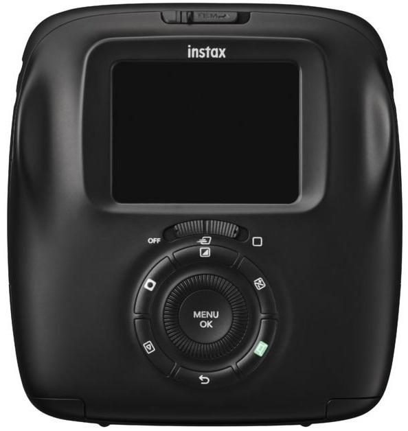 Instax Square SQ20 Camera and Printer - Black image