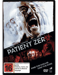 Patient Zero on DVD