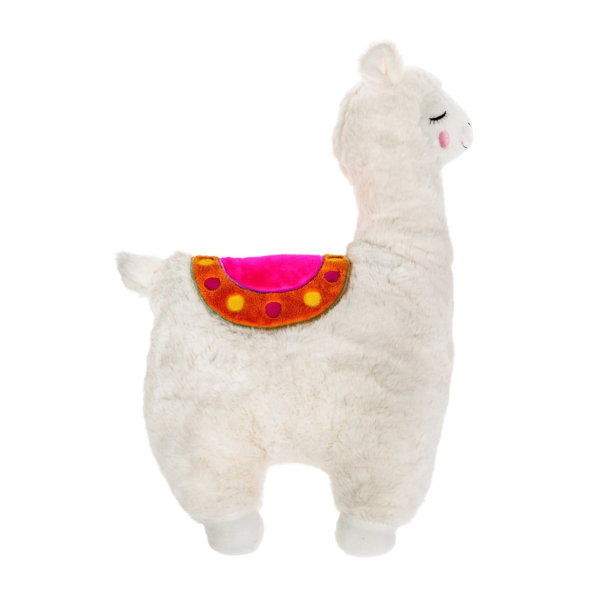 Lima Llama Shaped Cushion image