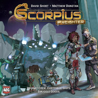 Scorpius Freighter - Board Game