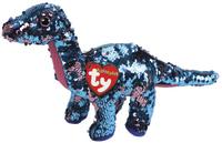TY Beanie Boo: Flip Tremor Dinosaur - Small Plush