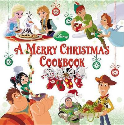 Disney: A Merry Christmas Cookbook by Disney Book Group