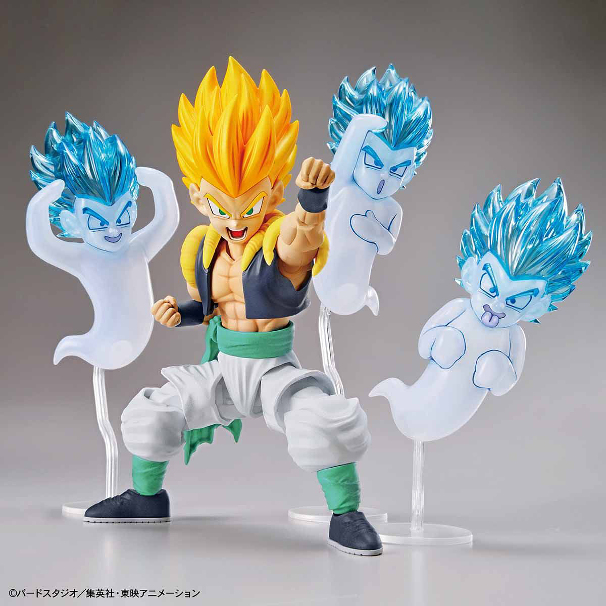 Dragon Ball: Figure-rise Standard: Super Saiyan Gotenks - Model Kit image