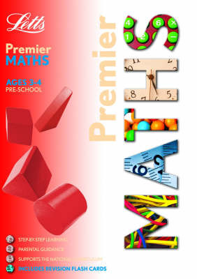 Premier Maths 3-4 by Paul Broadbent image