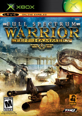 Full Spectrum Warrior: Ten Hammers for Xbox