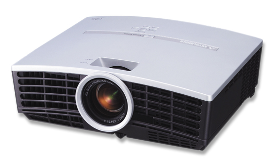 Mitsubishi DLP Projector 16:9 HC900 image