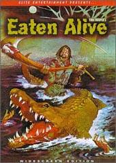 Eaten Alive on DVD