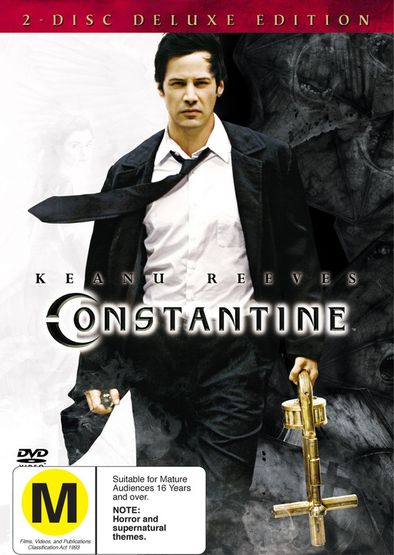 Constantine (2 Disc) on DVD