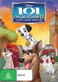 101 Dalmatians 2: Patch's London Adventure DVD