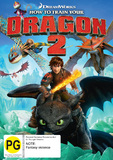 How To Train Your Dragon 2 on DVD