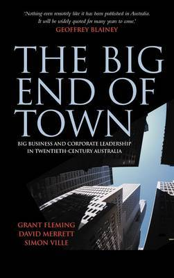 The Big End of Town by Grant Fleming image