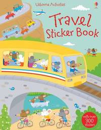 Travel Sticker Book by Fiona Watt