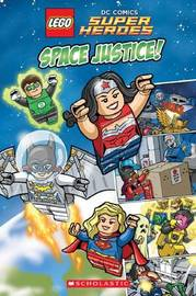 Space Justice! by Scholastic
