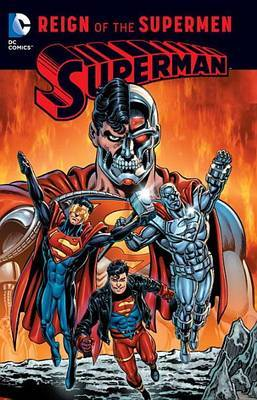 Superman Reign Of The Supermen by Dan Jurgens