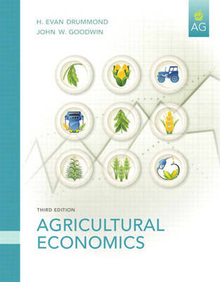 Agricultural Economics by H. Evan Drummond image