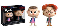 Stranger Thing: Eleven + Barb - Vynl. Figure 2-Pack