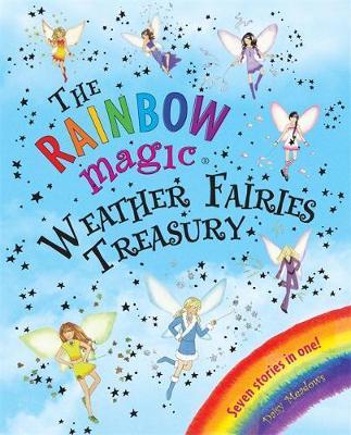 Rainbow Magic Weather Fairies Treasury (Rainbow Magic - 7 stories in 1) by Daisy Meadows image
