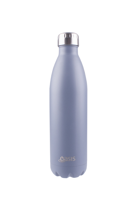 02a72d05bf Oasis Insulated Stainless Steel Water Bottle - Matte Grey (750ml ...