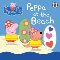 Peppa Pig: Peppa at the Beach by Ladybird