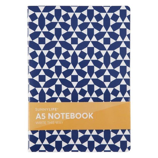 Sunnylife - A5 Notebook Andaman