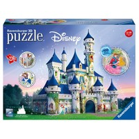 Ravensburger : Disney Princesses Castle 3D Puz 216pc