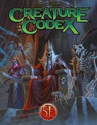 Creature Codex by Wolfgang Baur