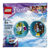 LEGO Friends - Emma's Ski Pod