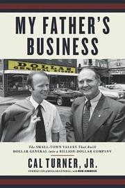 My Father's Business by Cal Turner