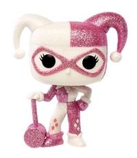 Batman - Pink Harley Quinn (Diamond Glitter) Pop! Vinyl Figure