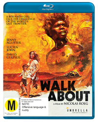Walkabout on Blu-ray
