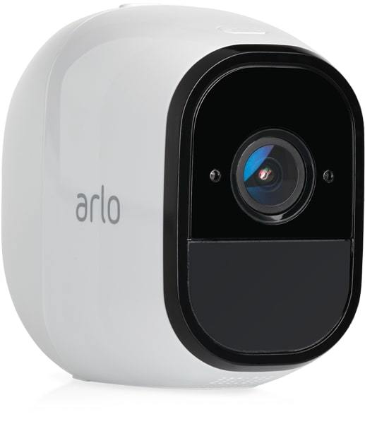 Arlo Pro Smart Security System with 2 Cameras image
