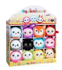 "Squishimals - 12"" Super Soft Plush - (Assorted Designs) image"