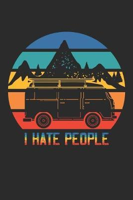 I hate People by Values Tees