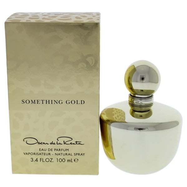 Oscar De La Renta: Something Gold Perfume (EDP, 100ml)
