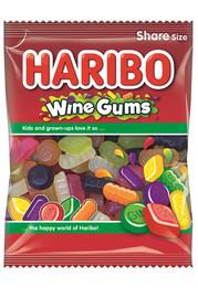 Haribo Wine Gums 140g