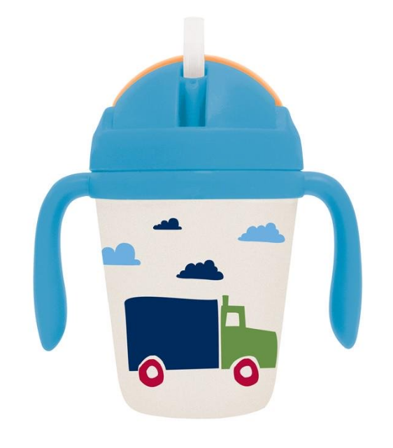 Penny Scallan: Bamboo Sippy Cup - Big City