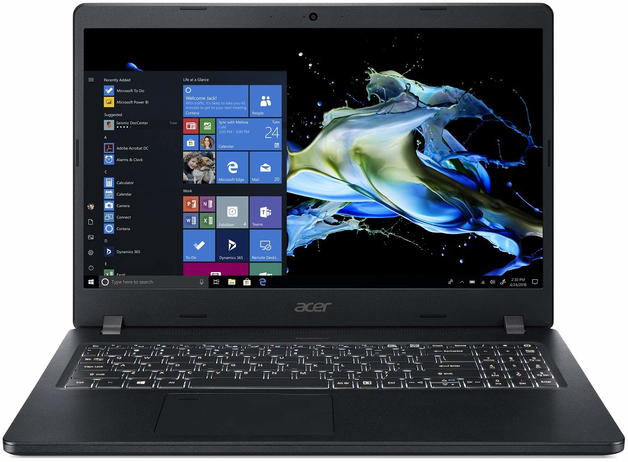 "15.6"" Acer TravelMate P215-51 i7 8GB 256GB Notebook"