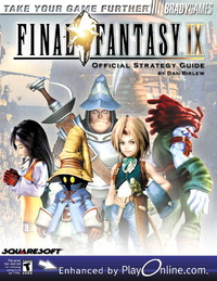 Final Fantasy IX Official Strategy Guide for PlayStation 2 image