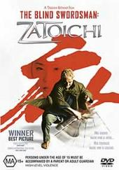 Zatoichi - The Blind Swordsman on DVD