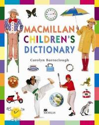 Macmillan Children's Dictionary by Carolyn Barraclough image